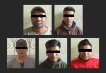 हरिनास हत्याकाण्ड : हत्या आरोपी ५ जना पुर्पक्षको लागि जेलचलान, २ जना सुधारगृहमा, ५ जना साधारण तारेखमा छुटे ।